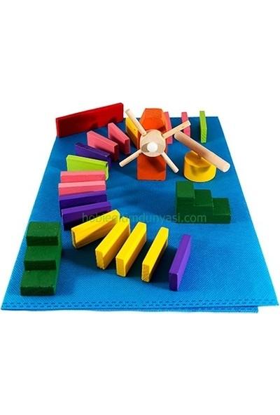 Mubishop Domino Oyunu (200 Parça)