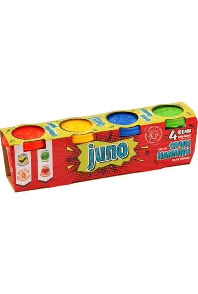 Juno Jun-2004 4'Lü Oyun Hamuru 520 Gr