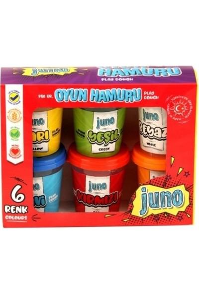Juno Jun-2006 Oyun Hamuru 6'Lı 780Gr