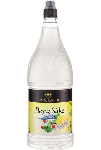 Kemal Kükrer Beyaz Sirke Limon Aromalı 1500 ml