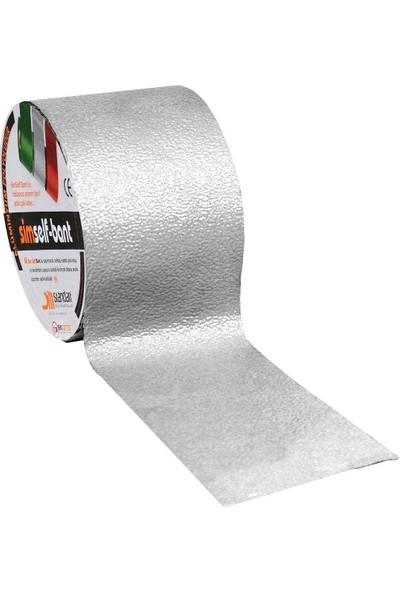 Standart İzolasyon Bantı - Simself ( Aluminyum Folyolu Naturel ) - 100Cm
