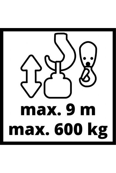 Einhell Tc-Eh 600 Elektrikli Vinç 600 Kg 1050 W