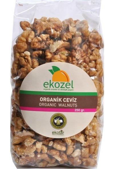 Ekozel Organik İç Ceviz 250 gr