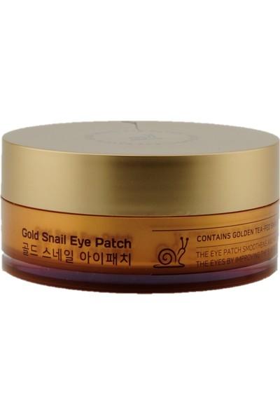 Seohwabi Altın Salyangoz Özlü Göz Maskesi - Eye Patch 30 Kullanımlık