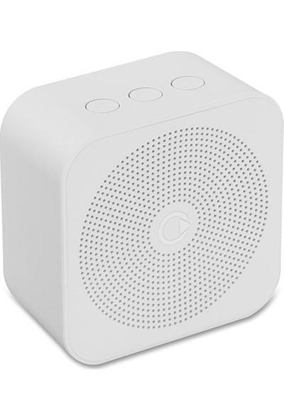 Mikado Freely Beyaz Bt 4.1V 3W 80Db Bluetooth Speaker