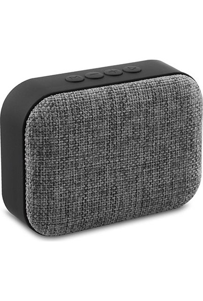 Mikado Md-Btx3 Gri Bluetooth Speaker
