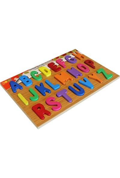 Bemi Alfabe Puzzle