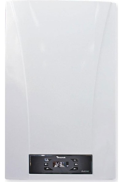 Baymak Duotec 28 Kw 24590 Kcal/h Hermetik Premix Yoğuşmalı Kombi
