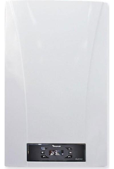 Baymak Duotec 24 Kw 20640 Kcal/h Hermetik Premix Yoğuşmalı Kombi