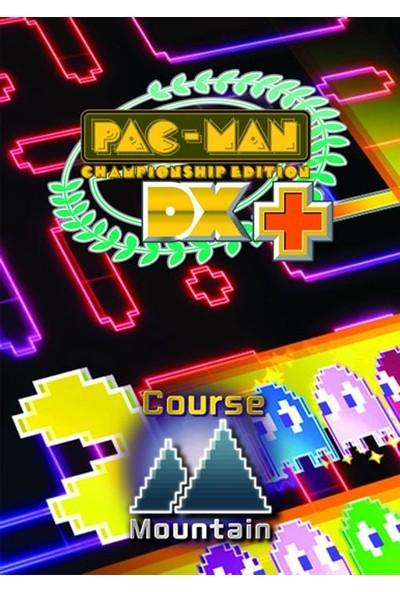 Steam Pac-Man Championship Edition Dx+: Mountain Course Dlc