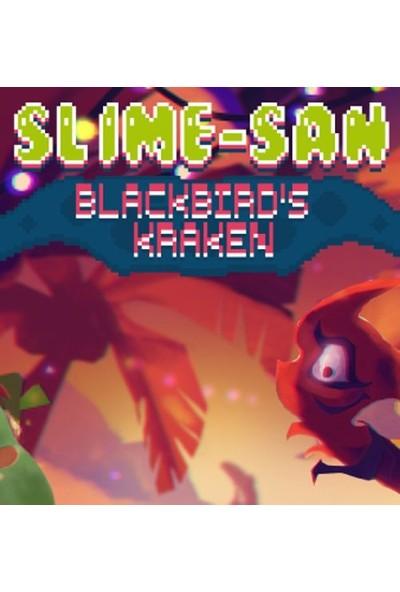 Steam Slime-San: Blackbird'S Kraken