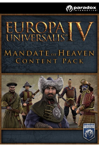 Steam Europa Universalis Iv: Mandate Of Heaven Content Pack