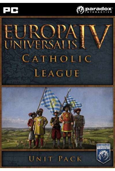 Steam Europa Universalis Iv: Catholic League Unit Pack
