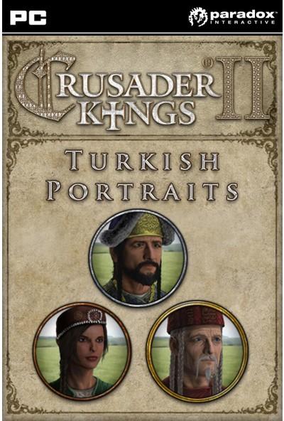 Steam Crusader Kings Iı: Turkish Portraits (Dlc)