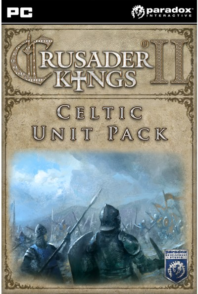 Steam Crusader Kings Iı: Celtic Unit Pack (Dlc)
