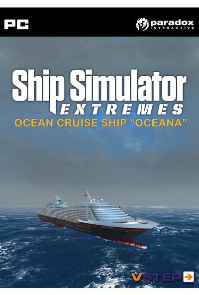 Steam Ship Simulator Extremes: Oceana Cruise Ship Dlc