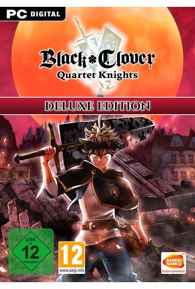 Steam Black Clover: Quartet Knıghts Deluxe Edition