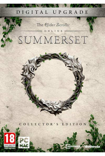 Zenimaxonline(Eso) The Elder Scrolls Online: Summerset - Digital Collector'S Upgrade