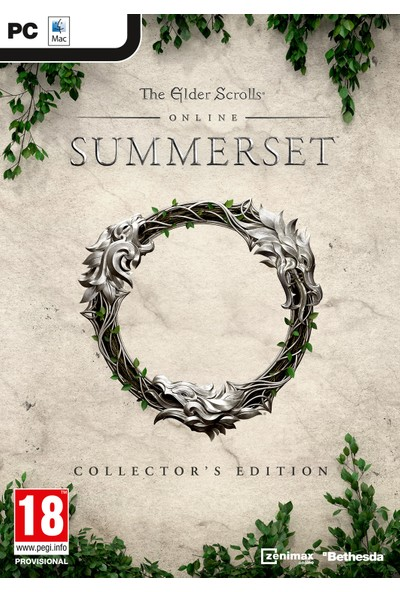 Zenimaxonline(Eso) The Elder Scrolls Online: Summerset - Digital Collector'S Edition