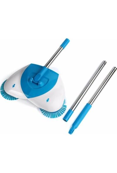 Spin Broom Dikey El Gırgırı El süpürgesi