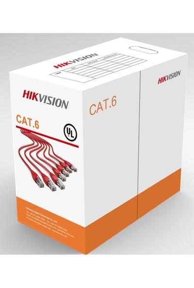 Haıkon Ds 1Ln6 Uu Cat6 Utp Kablo 305Metre