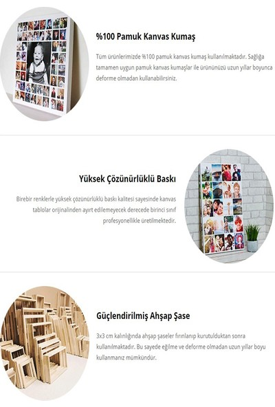 Tablo Home İstanbul Yağlıboya Manzara Kanvas Tablo
