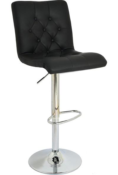 Boombar Helen Bar Sandalyesi Siyah 9519S0101