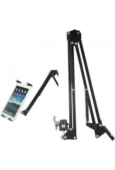 Markacase Apple iPhone 7 - 7 Plus Metal Tutucu Stand Aliminyum Gövde