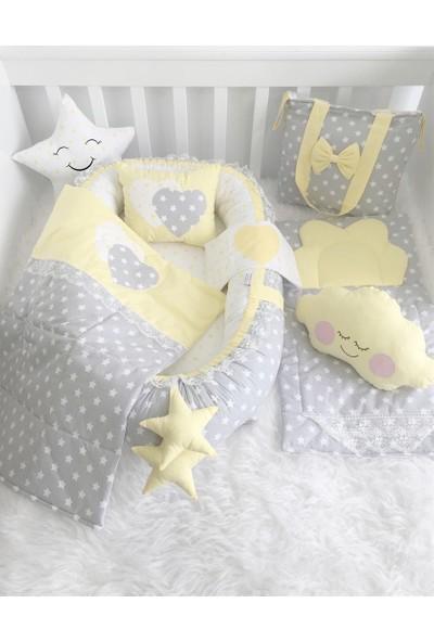 Modastra Babynest Çanta Ve Alt Açmalı Lüx Set Baby Nest