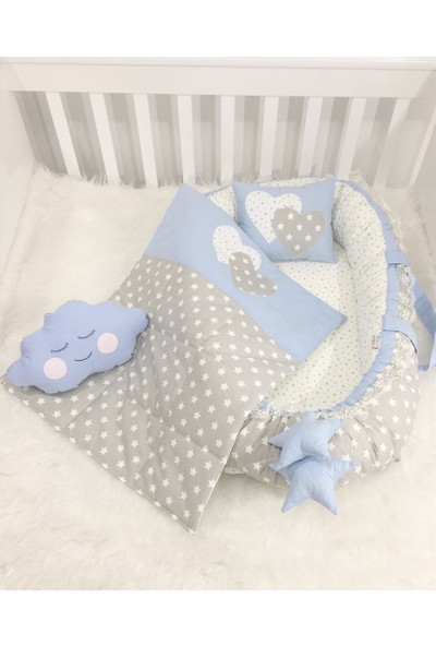 Jaju Baby Babynest Ve Pikeli Set Baby Nest