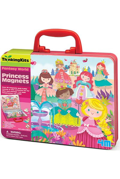 4M Princess Magnets / Prenses Magnetler