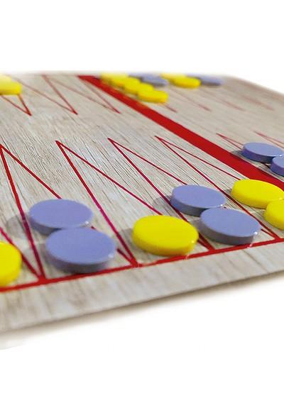 Neo-Toys Şans Değil Akıl Oyunu - Pratik Tavla