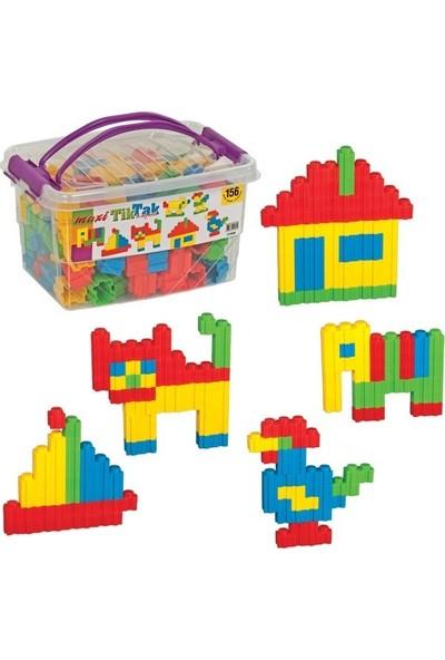 Dede Pvc Kapta 156 Parça Maxi Tik Tak Lego