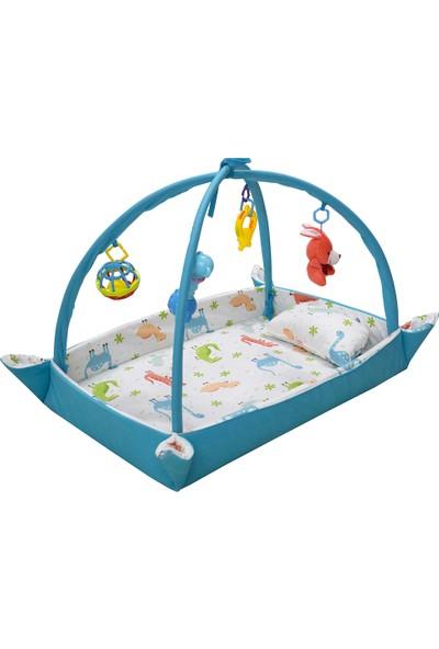 Hupim Pamuk Hupim Bebek Oyun Halı Ve Çocuk Alanı