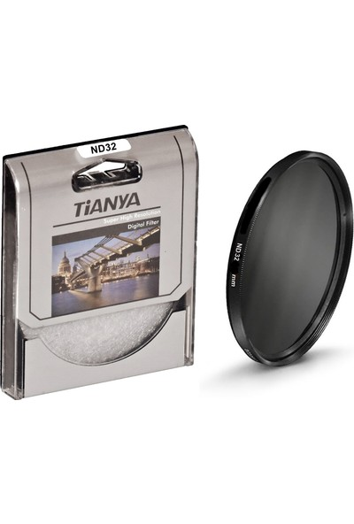 Tianya Tokina At-X 11-16Mm F/2.8 Lens İçin 77Mm Nd32 Uzun Pozlama Nd Filtre - 5 Stop - Tianya