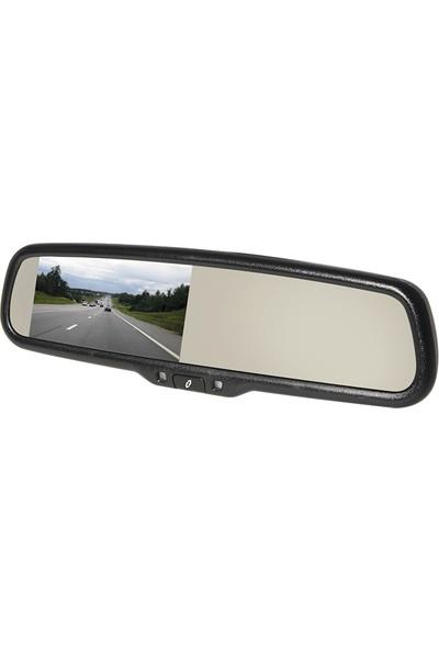 Gazer MUR7100 Dahili Kameralı Dikiz Aynası