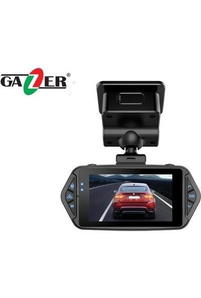 Gazer F117 Full HD Araç Kamerası