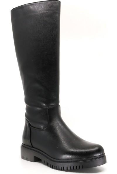 Polaris Yumuşak Uzun Kadın Çizmesi 312309