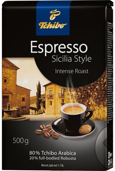Tchibo Sicilia Style Tam Çekirdek Espresso Kahve 500 gr