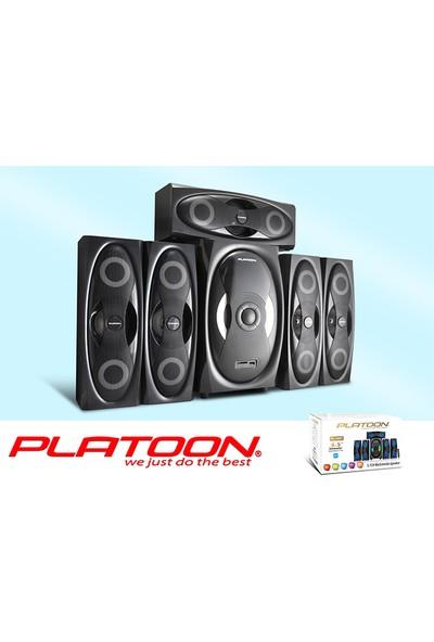 Platoon PL-4497 USB/FM/SD/MMC Destekli Hoparlör & Ses Sistemi