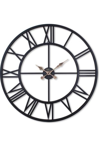 Regal 2688 B Ferforje 76 cm İskelet Duvar Saati