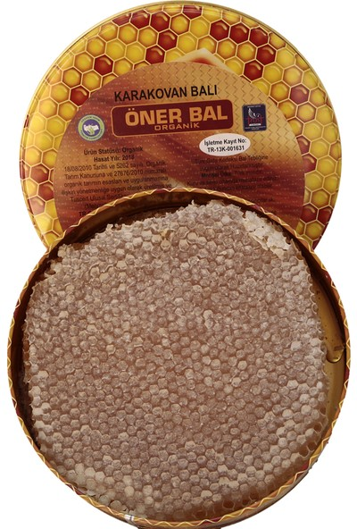Öner Bal Bitlis Karakovan Balı 1 kg