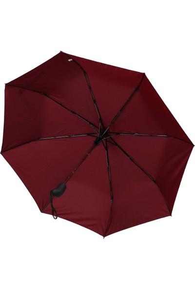 Zeus&Co Bordo Otomatik Rüzgarda Kırılmayan Şemsiye