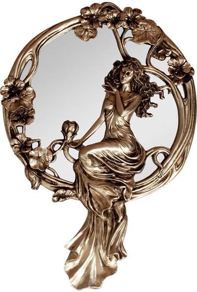 Kivi Store Dekoratif Afrodit Ayna