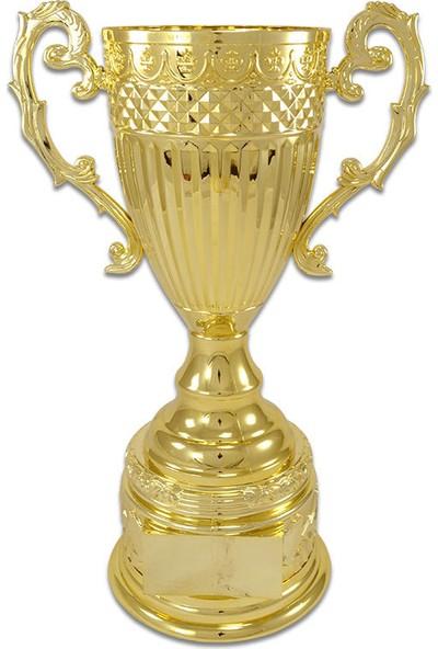 Meteor Şampiyonluk Ödül Kupası Altın Kc2411B 33 Cm