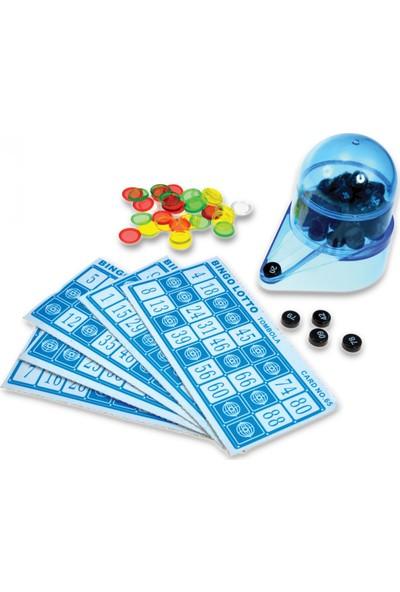 Ambassador Bingo Loto Set Kutu Oyunu