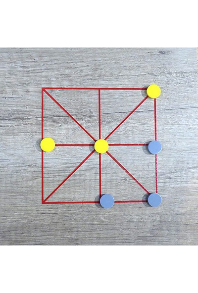 Neo-Toys 9 Taş / 3 Taş