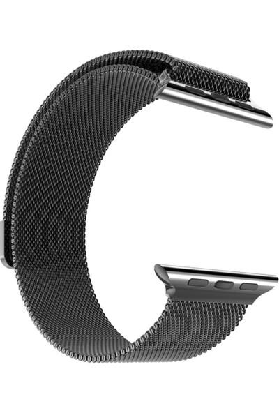 Markacase Apple Watch İçin 40 mm Mıknatıslı Kayış Kordon Milanese Loop