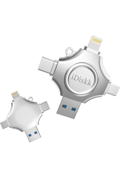 iDiskk USB Belek 32GB (U018)