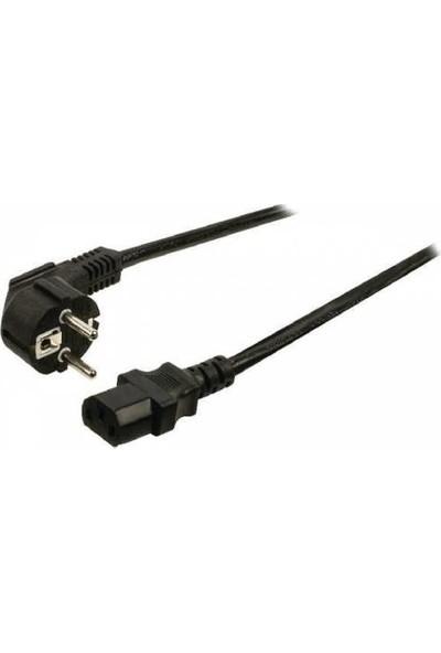 Oem C13 Power Kablosu Iec-C13 Güç Kablosu 3 x 0.75 3 m
